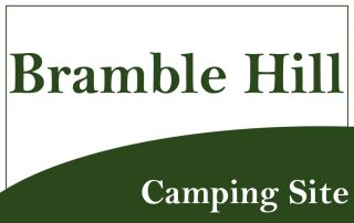 Bramble Hill Camping Site Logo
